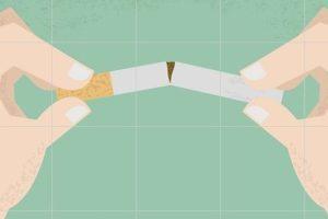 Rauchen Aufhoeren ohne zunehmen